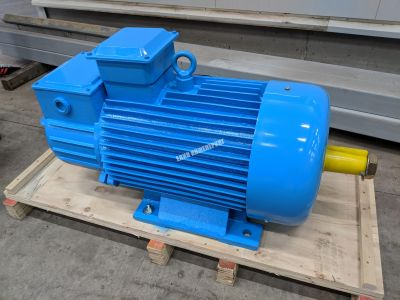 Електродвигател тип MTH (MTF)